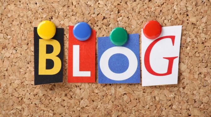 Začíname blogovať